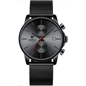 Men's Watches Fashion Sport Quartz Analog Black